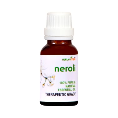 Naturoman Neroli Pure & Natural Essential Oil