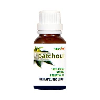 Naturoman Patchouli Pure & Natural Essential Oil