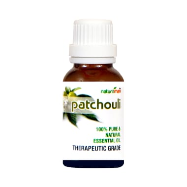 Naturoman Patchouli Pure & Natural Essential Oil
