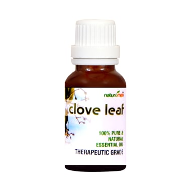 Naturoman Clove Leaf Pure and Natural Essential Oil