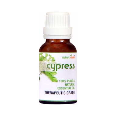 Naturoman Cypress Pure & Natural Essential Oil