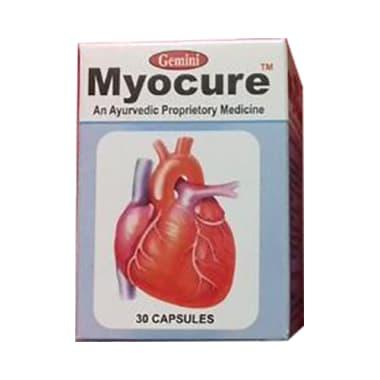 Myocure Capsule