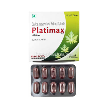 Platimax Tablet