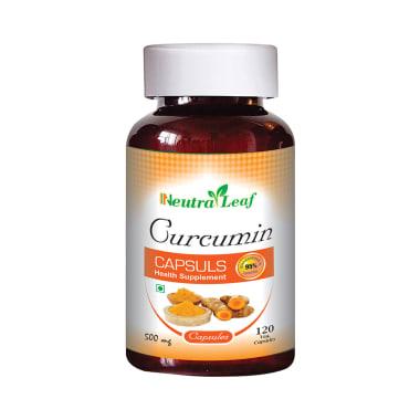 Neutra Leaf Curcumin Capsule