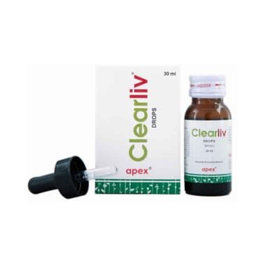 Clearliv Oral Drops