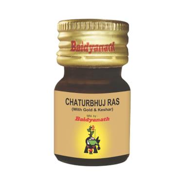 Baidyanath Chaturbhuj Ras Gold