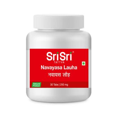 Sri Sri Tattva Navayasa  Lauha 250mg Tablet