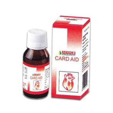 Bakson's Card Aid Drop