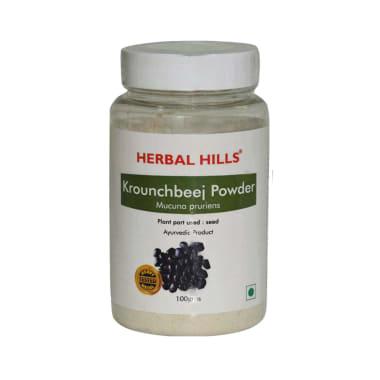 Herbal Hills Krounchbeej Powder Pack of 2