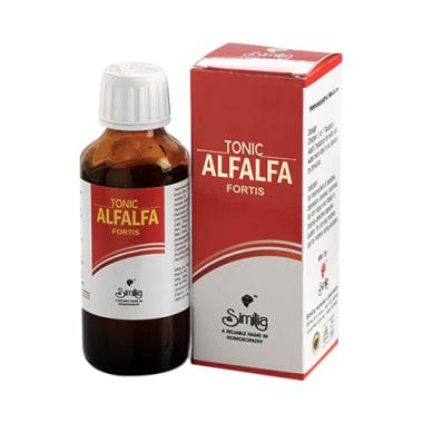 Similia Alfalfa Fortis Tonic