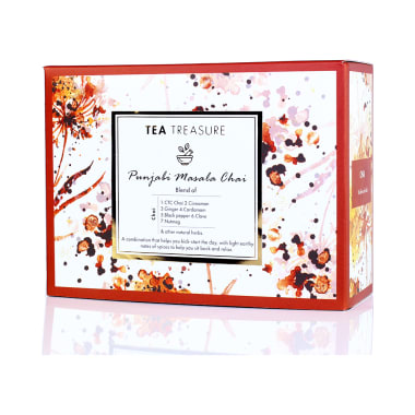 Tea Treasure Punjabi Masala Chai