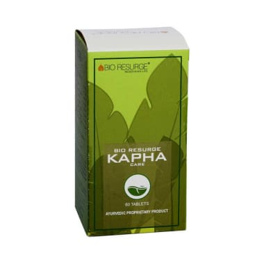Bio Resurge Kapha Care Tablet
