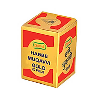 Dehlvi Remedies Habbe Muqavvi Gold