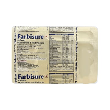 Farbisure Tablet
