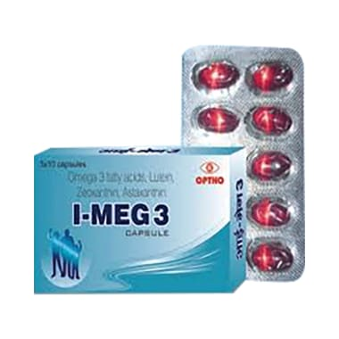 I-Meg 3 Softgel Capsule