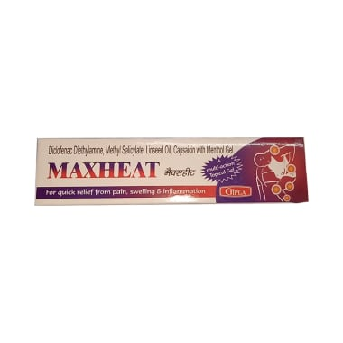 Maxheat Gel