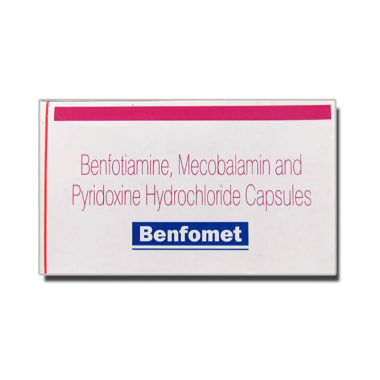 Benfomet Capsule