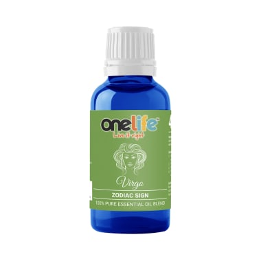OneLife Virgo Zodiac Sign Essential Oil