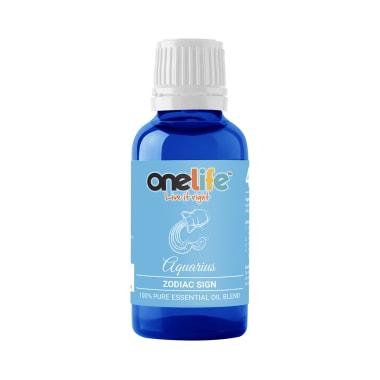 OneLife Zodiac Sign Essential Oil Aquarius