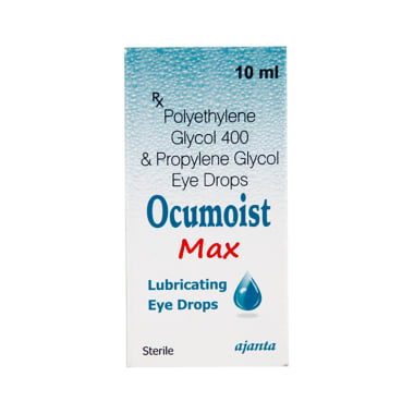 Ocumoist Max Eye Drop