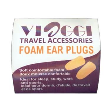 Viaggi Foam Ear Plugs