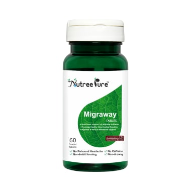 Nutree Pure Migraway Coated Tablet
