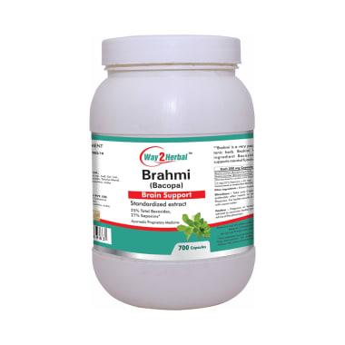 Way2Herbal Brahmi Capsule