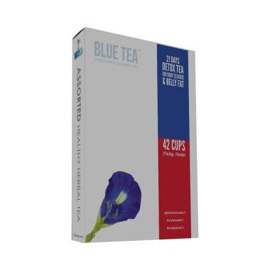 ब्लू टी 21 डेज डीटॉक्स