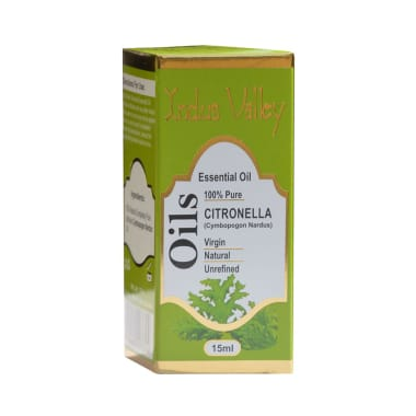 Indus Valley 100% Pure Essential Citronella Oil