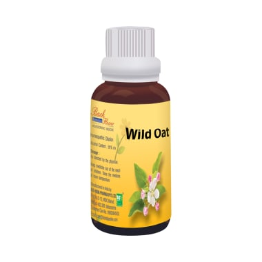 Bio India Bach Flower Wild Oat
