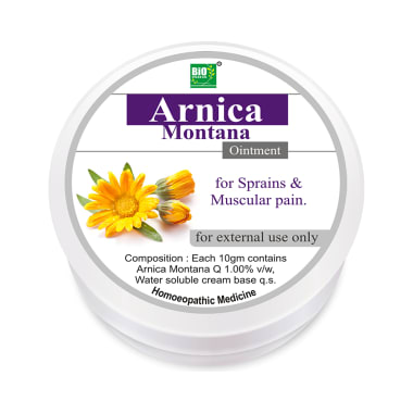 Bio India Arnica Montana Ointment