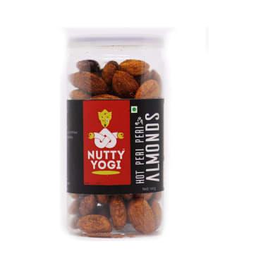 Nutty Yogi Almonds Hot Peri Peri