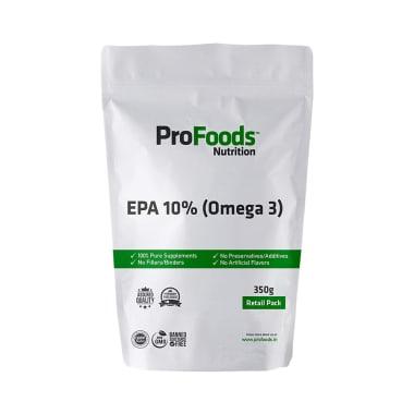 प्रोफूड्स ईपीए 10% (ओमेगा 3)
