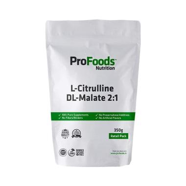 ProFoods L-Citrulline DL-Malate 2:1