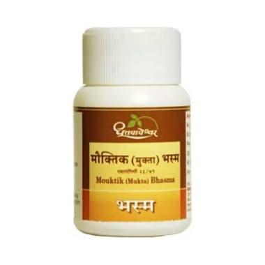 Dhootapapeshwar Mouktik (Mukta) Bhasma