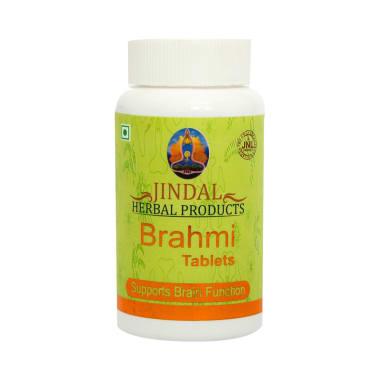 Jindal Herbal Brahmi Tablet