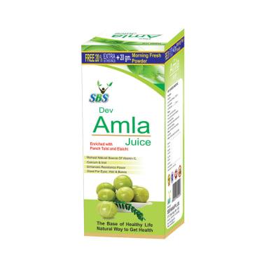 SBS Dev Amla Juice
