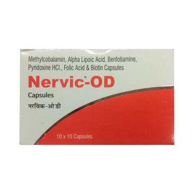 Nervic -OD Capsule
