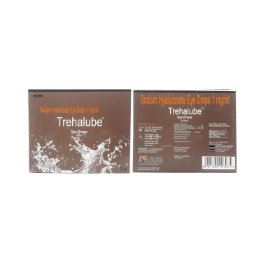 Trehalube Eye Drop