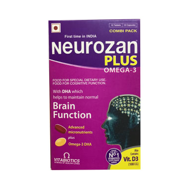 Neurozan Plus Combi Pack