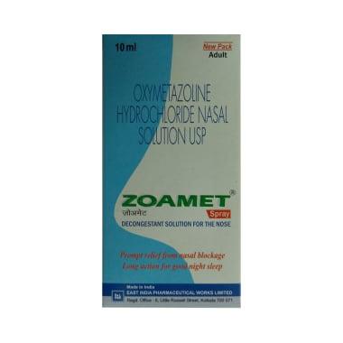Zoamet 0.05% Nasal Drops