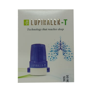 Lupihaler-T Inhaler