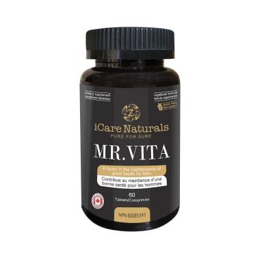 iCare Naturals Mr. Vita Tablet