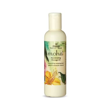 Moha Rejuvenating Massage Oil