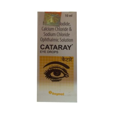 Cataray Eye Drop