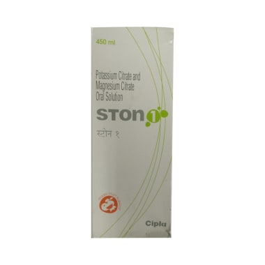 Ston 1 Oral Solution Mixed Fruit