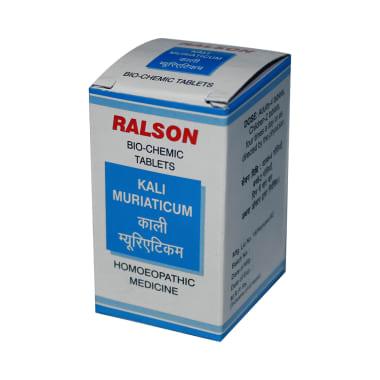 Ralson Remedies Kali Muriaticum Biochemic Tablet 12X