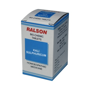 Ralson Remedies Kali Sulphuricum Biochemic Tablet 6X