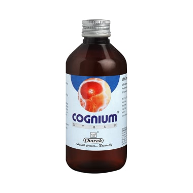 Charak Cognium Syrup