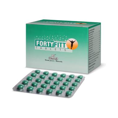Charak Fortyfitt Tablet